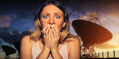 How would the public react if Seti found evidence of alien life?