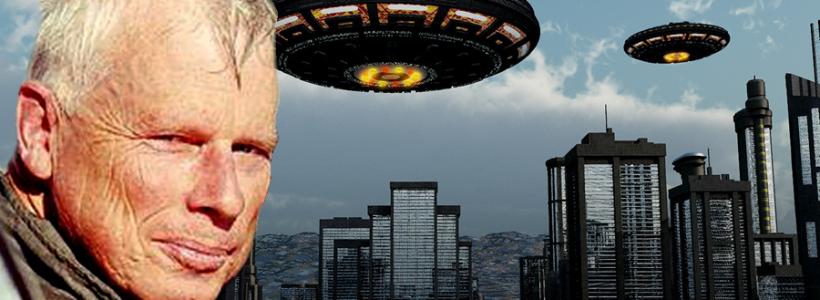 John Lear Talks about the UFO Presence