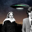Mick Jagger & Marianne Faithfull's Encouter with UFOs