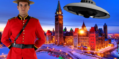 Canadian UFO Sightings Have Doubled