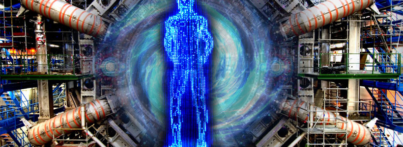 Man Arrested at Large Hadron Collider Claims He's from the Future