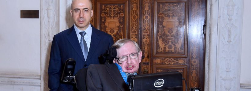 Stephen Hawking and Billionaire Team Up on $100 Million Quest to Find Alien Life