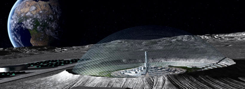 Unnamed NASA Officials  Confirm Photo Showing Alien Base On Moon Is Real