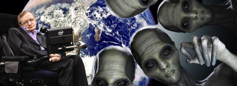 Stephen Hawking wants to find aliens before they find us