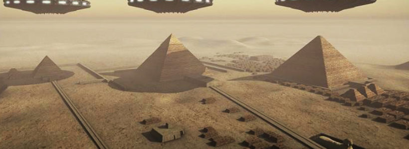 ANCIENT ALIENS: Do 'beings' among 7,000-year-old treasure prove ETs visited our ancestors?