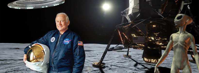 'I saw a UFO' Buzz Aldrin PASSES lie detector test revealing truth about aliens