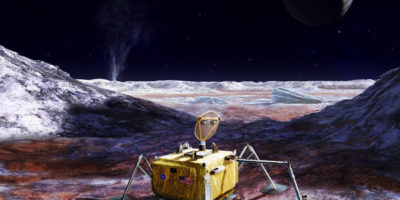 Nasa preparing mission to send lander to Europa, offering humanity's best ever chance of meeting aliens