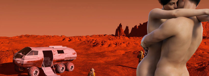 Sex on Mars is going to be risky, but it could create a new human subspecies