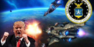 Trump orders establishment of 'space force' as 6th branch of military