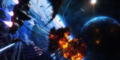 'It's a space WAR' Alien 'battle' near Area 51 baffles UFO hunters