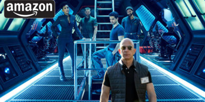 Jeff Bezos announces Amazon is picking up 'The Expanse'