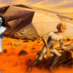 ROSWELL BREAKTHROUGH: Woman claims she handled 'unbreakable wreckage from UFO crash'