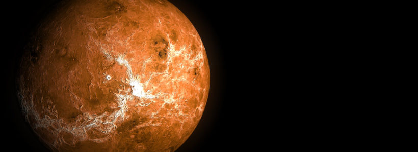 Venus is NOT dead: Experts startled to see geological activity on planet