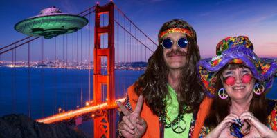 California Led U.S. with 490 UFO Sightings in 2017
