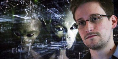 Edward Snowden said aliens could be trying to communicate with us right now